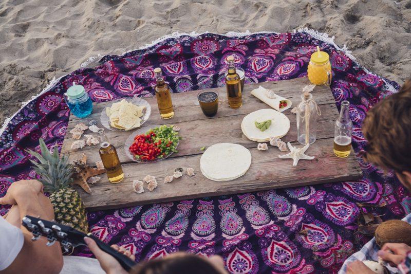 Las mejores recetas para llevar a la playa - Toscamare, congelados frescos del mar