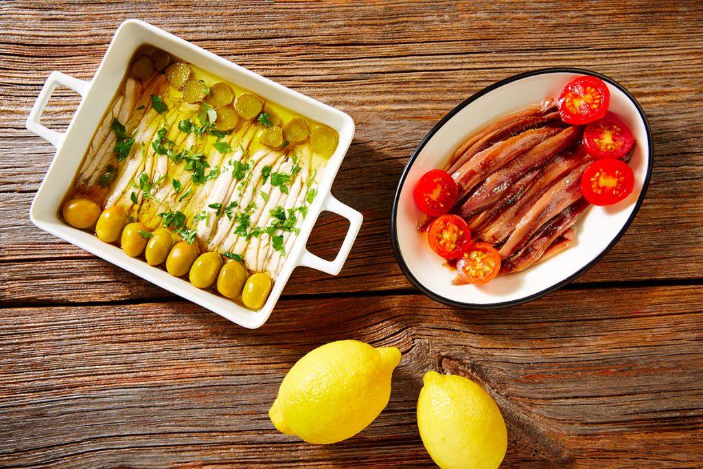 Las mejores recetas con conservas para tu cocina - Toscamare, congelados frescos del mar