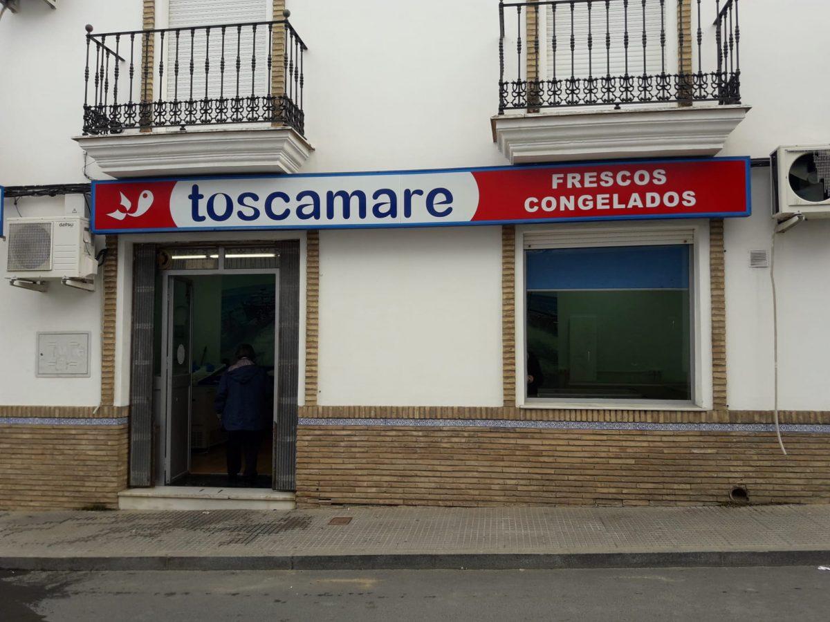 Toscamare, proveedor de alimentos en Palos de la Frontera - Toscamare, congelados frescos del mar